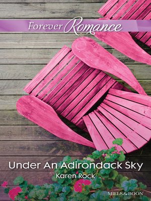 cover image of Under an Adirondack Sky
