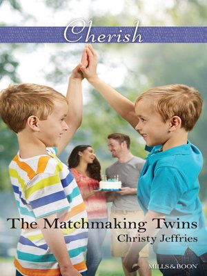 cover image of The Matchmaking Twins