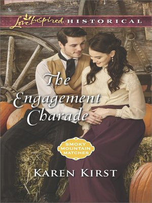 cover image of The Engagement Charade