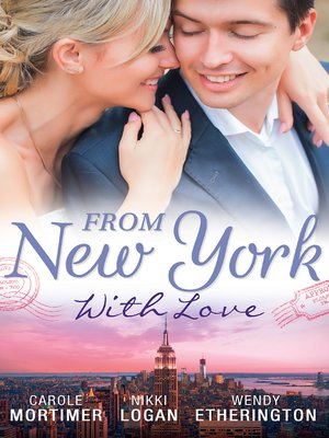 cover image of From New York With Love--3 Book Box Set