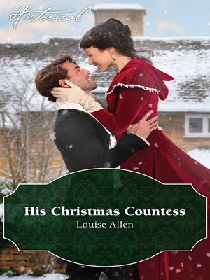 cover image of His Christmas Countess