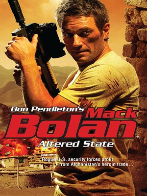 cover image of Altered State