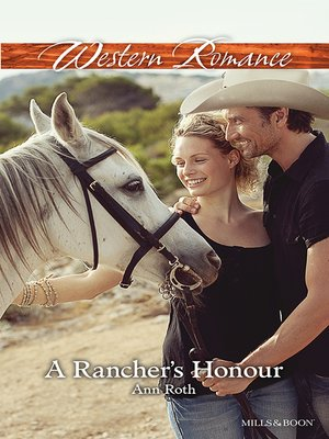 cover image of A Rancher's Honour