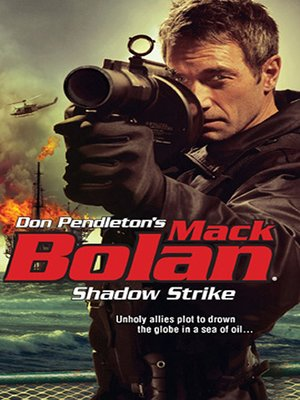 cover image of Shadow Strike