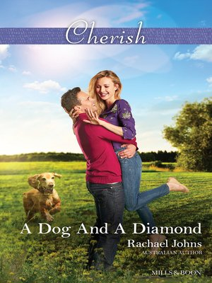 cover image of A Dog and a Diamond