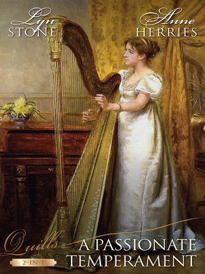 cover image of A Passionate Temperament/The Substitute Countess/A Stranger's Touc