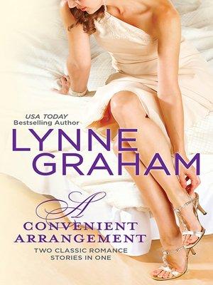 cover image of A Convenient Arrangement--2 Book Box Set