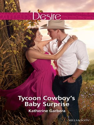 cover image of Tycoon Cowboy's Baby Surprise