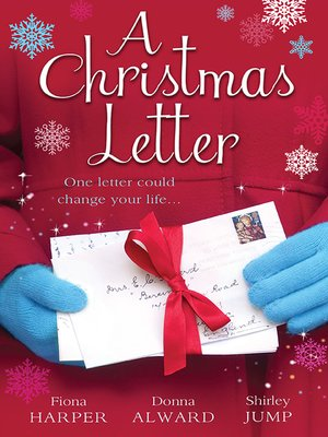 cover image of A Christmas Letter--3 Book Box Set