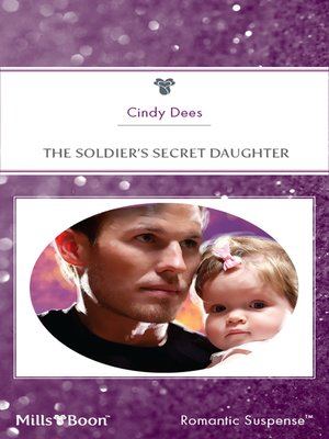 cover image of The Soldier's Secret Daughter