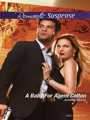 cover image of A Baby For Agent Colton
