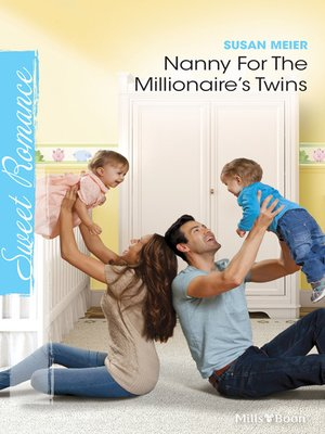 cover image of Nanny For the Millionaire's Twins