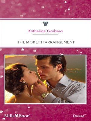 cover image of The Moretti Arrangement