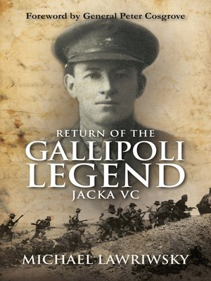 cover image of Return of the Gallipoli Legend