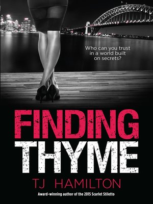cover image of Finding Thyme