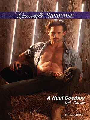 cover image of A Real Cowboy