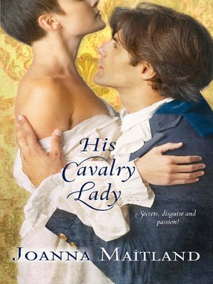 cover image of His Cavalry Lady