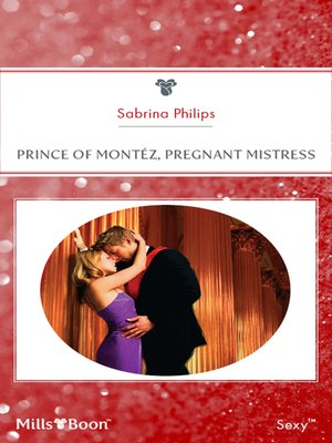 cover image of Prince of Montez, Pregnant Mistress