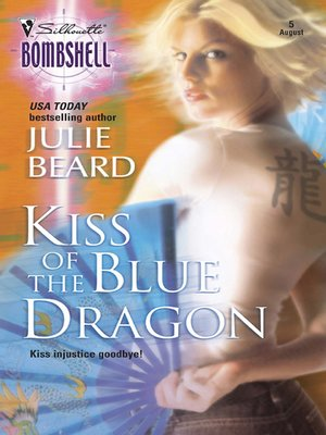 cover image of Kiss of the Blue Dragon