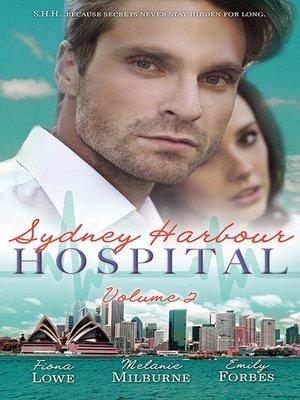 cover image of Sydney Harbour Hospital Volume 2--3 Book Box Set