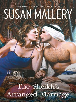 cover image of The Sheik's Arranged Marriage