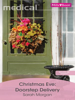 cover image of Christmas Eve