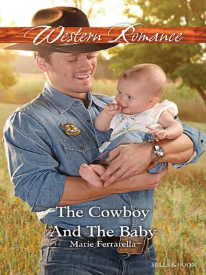 cover image of The Cowboy and the Baby