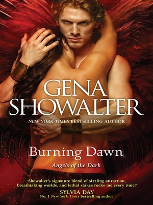 cover image of Burning Dawn