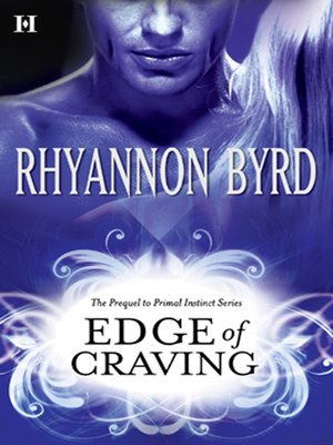 cover image of Edge Of Craving