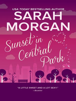 cover image of Sunset In Central Park