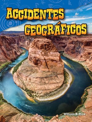 cover image of Accidentes Geográficos