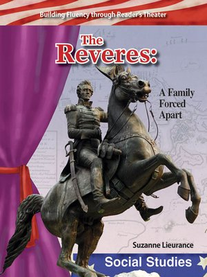 cover image of The Reveres: A Family Forced Apart