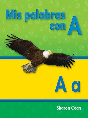 cover image of Mis palabras con A