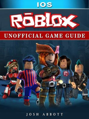 cover image of Roblox iOS Unofficial Game Guide