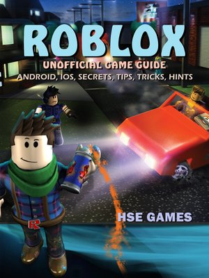 cover image of Roblox Unofficial Game Guide