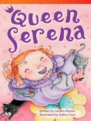 cover image of Queen Serena