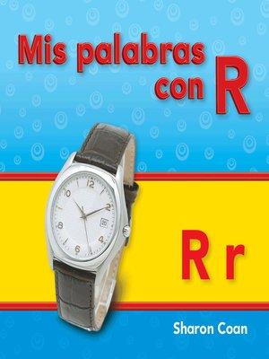 cover image of Mis palabras con R