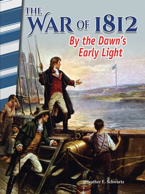 cover image of The War of 1812: By the Dawn's Early Light
