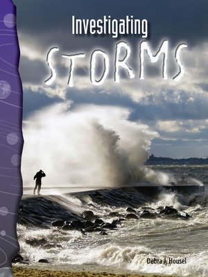 cover image of Investigating Storms