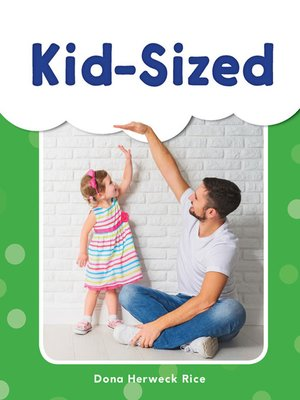 cover image of Kid-Sized