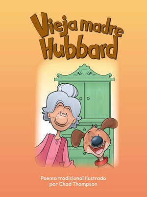 cover image of Vieja madre Hubbard