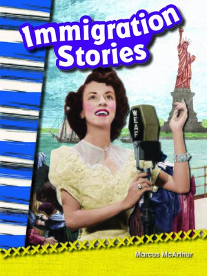 cover image of Immigration Stories