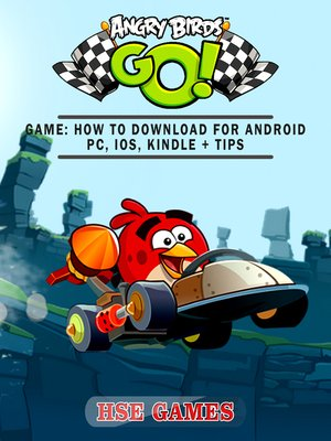 cover image of Angry Birds GO! Unofficial Game Guide