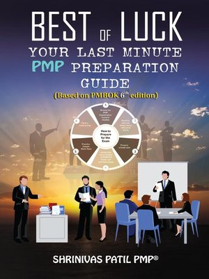 cover image of Best of Luck: Your last minute PMP preparation guide