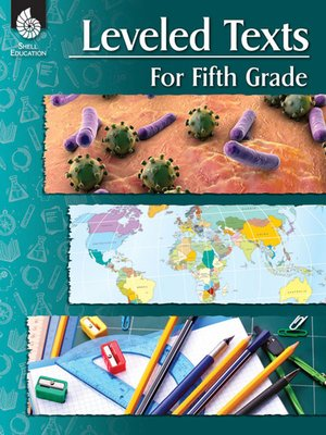 cover image of Leveled Texts for Fifth Grade