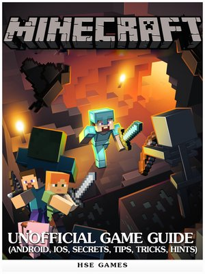 cover image of Minecraft Unofficial Game Guide