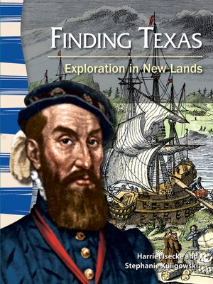 cover image of Finding Texas
