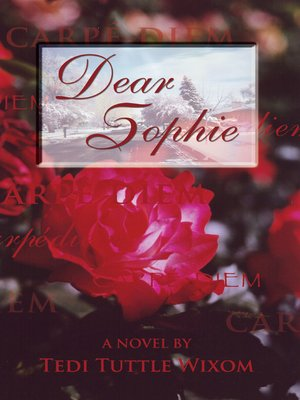 cover image of Dear Sophie