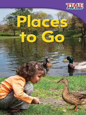 cover image of Places to Go