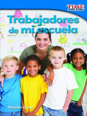 cover image of Trabajadores de mi escuela